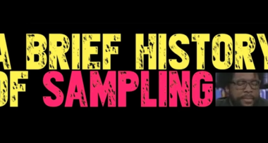 The History of Sampling